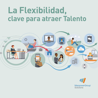 Estudio ManpowerGroup Solutions La Flexibilidad, clave para atraer Talento