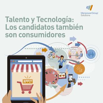 Estudio ManpowerGroup Solutions: Talento y Tecnología: los candidatos eligen el Smartphone para buscar empleo