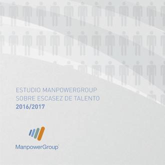 Estudio ManpowerGroup sobre Escasez de Talento